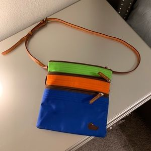 Dooney & Bourke Nylon Crossbody Small!